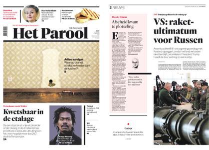 Het Parool – 02 februari 2019