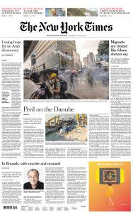 International New York Times - 13 June 2019