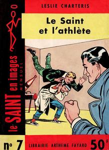 Le Saint - Tome 7 - Le Saint et L'athlète