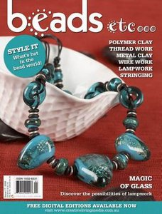 Beads etc - Issue 17, May 2008