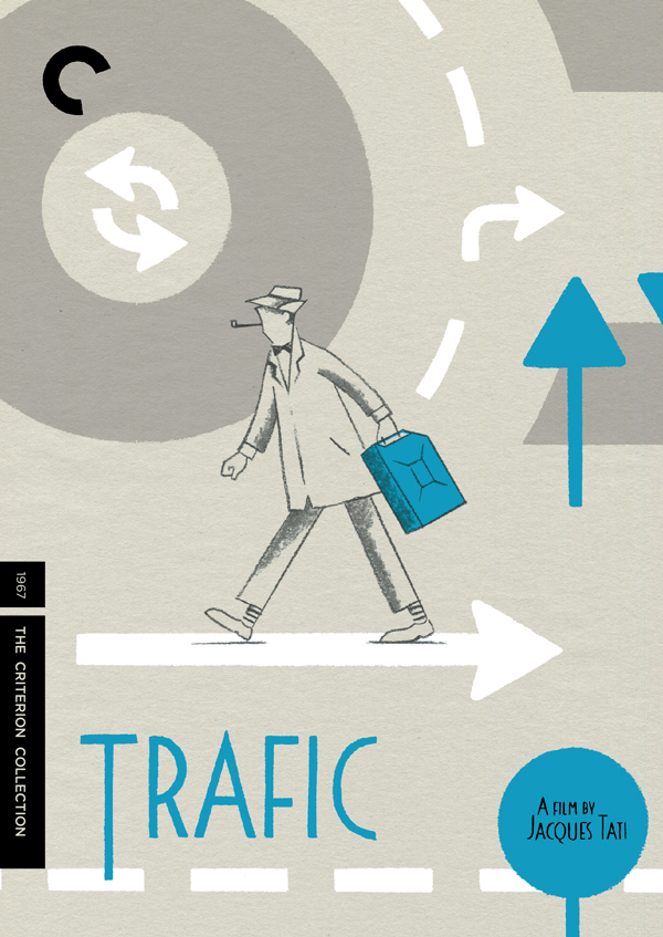 The Complete Jacques Tati - BR 5.  Trafic (1971) [ReUp]