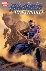 Hawkeye - Blindspot 04 of 4