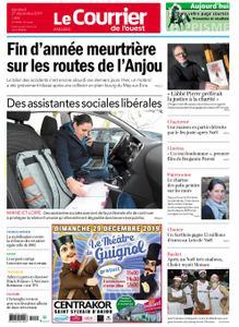 Le Courrier de l'Ouest Angers – 27 décembre 2019
