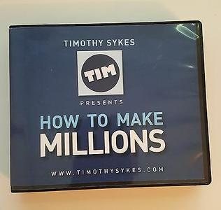 Tim Sykes   How To Make Millions