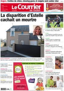Le Courrier de l'Ouest Angers - 26 février 2018