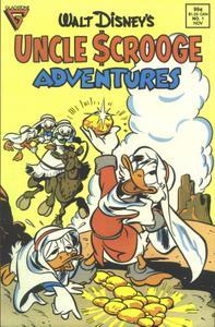 Uncle Scrooge Adventures (1-54)/Uncle Scrooge Adventures 01