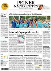 Peiner Nachrichten - 04. September 2018