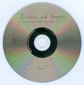 Cecile McLorin Salvant - Dreams and Daggers (2017) {2CD Set Mack Avenue MAC1120} (Complete Artwork)