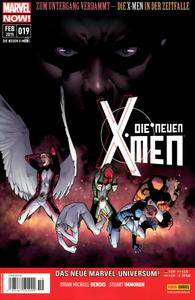 Die neuen X-Men 19 Panini 2015 Gurk The E