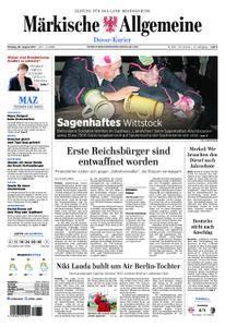 Märkische Allgemeine Dosse Kurier - 28. August 2017