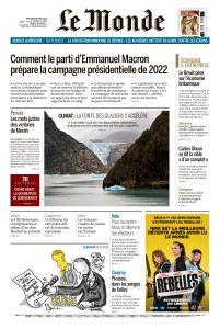 Le Monde du Mercredi 10 Avril 2019