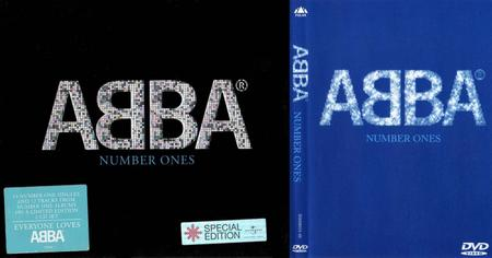 ABBA - Number Ones (2006) 2CD Special Edition + DVD9 Release [Re-Up]