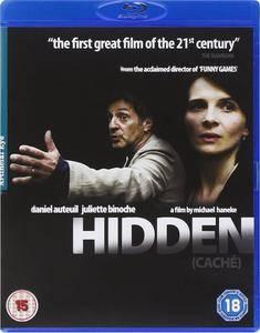 Caché (2005) Hidden + Extras