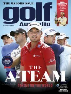 Golf Australia - July 2016