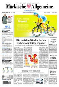 Märkische Allgemeine Fläming Echo - 09. Oktober 2019