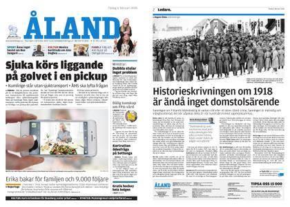 Ålandstidningen – 06 februari 2018