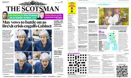 The Scotsman – July 10, 2018