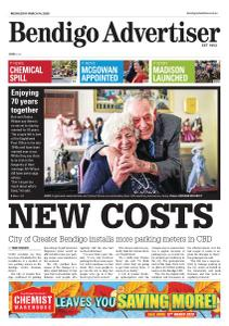 Bendigo Advertiser - March 4, 2020