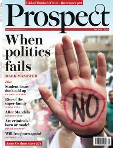 Prospect Magazine - May 2013