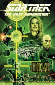 Star Trek The Next Generation Hive TPB 2013 Digital