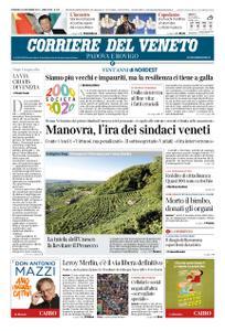 Corriere del Veneto Padova e Rovigo – 29 dicembre 2019