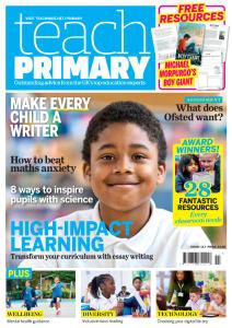 Teach Primary - October 2019