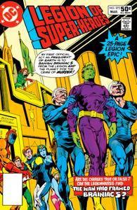 Legion of Super-Heroes 273 digital LP