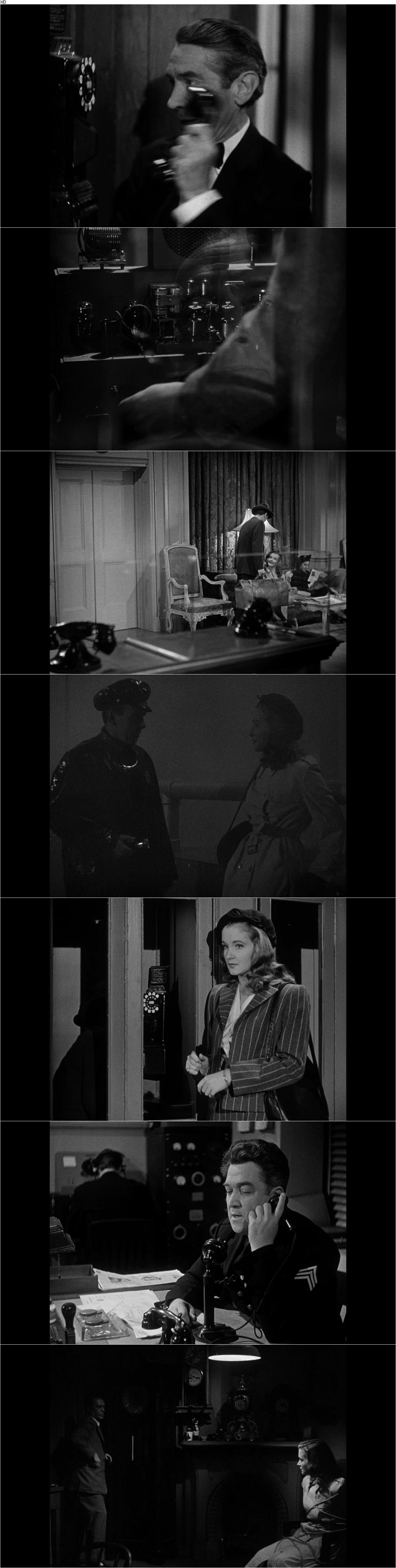 Escape in the Fog (1945)