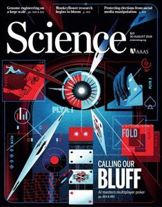Science - 30 August 2019