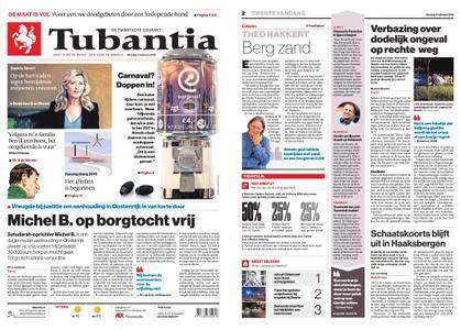 Tubantia - Enschede – 06 februari 2018