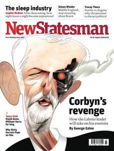 New Statesman - 19 - 25 August 2016