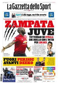 La Gazzetta dello Sport Roma – 07 agosto 2019