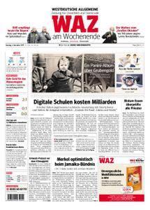 WAZ Westdeutsche Allgemeine Zeitung Oberhausen-Sterkrade - 04. November 2017