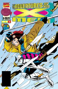 Adventures of The X-Men 008 1996 Digital Shadowcat