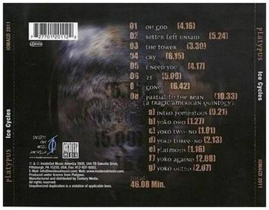Platypus - Ice Cycles (2000)