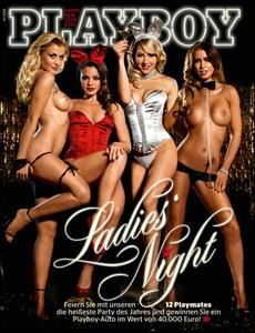 Playboy Germany - Januar 2014