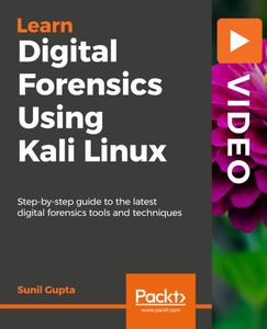 Digital Forensics Using Kali Linux