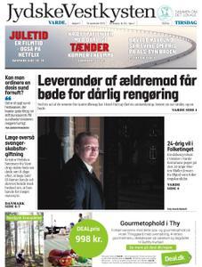 JydskeVestkysten Varde – 19. november 2019