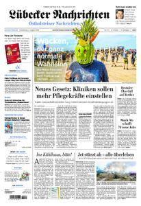 Lübecker Nachrichten Ostholstein Süd - 02. August 2018