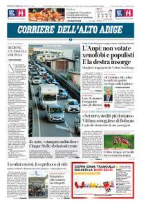 Corriere dell'Alto Adige – 18 ottobre 2018