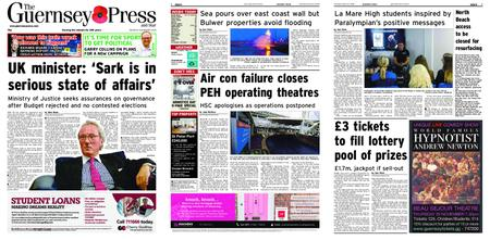 The Guernsey Press – 08 November 2018