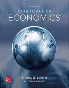 Essentials of Economics (10th Edition)