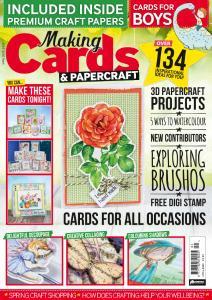 Making Cards & Papercraft - April 2020
