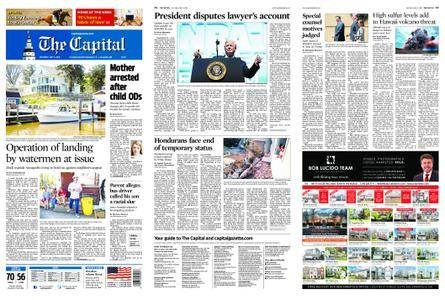 The Capital – May 05, 2018