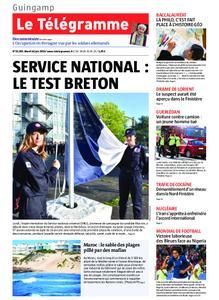 Le Télégramme Guingamp – 18 juin 2019