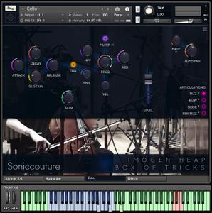 SonicCouture Box of Tricks v1.1.0 KONTAKT