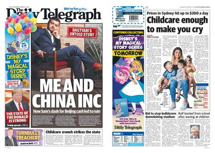 The Daily Telegraph (Sydney) – February 07, 2019