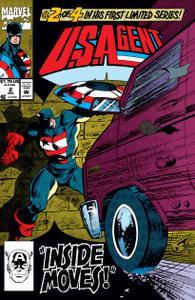 U S Agent 002 (1993) (Digital