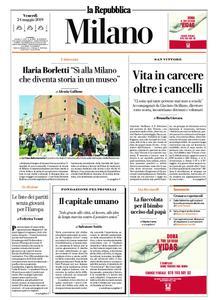 la Repubblica Milano – 24 maggio 2019