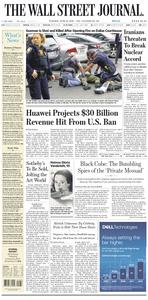The Wall Street Journal – 18 June 2019